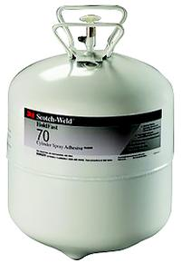 Intermediate 3M™ HoldFast 70 Cylinder Spray Adhesive