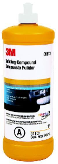 1qt 3M™ Rubbing Compound 05973