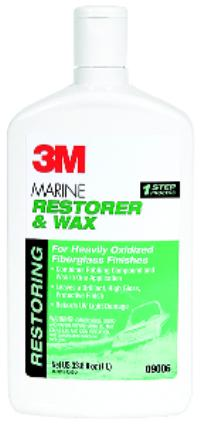 32fl.oz. 3M™ Marine Restorer and Wax