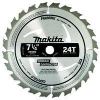 7 1/4IN  Carbide-Tipped Circular Saw Blades