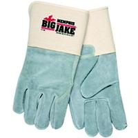 Big Jake XLarge/10 Leather Palm Work Gloves