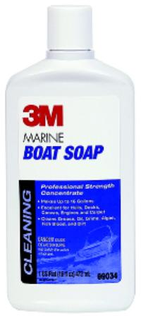 16oz 3M™ Marine Boat Soap
