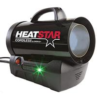 HS60CLP Cordless Forced Air Propane Heaters