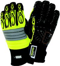 Grand Explorer Medium/8 Hi_Vis Impact Protection Work Gloves