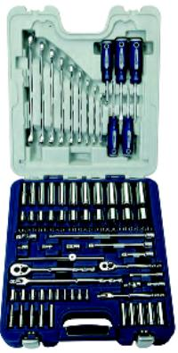 95 Piece Master Socket & Tool Set