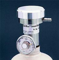 Demand, GAS MISER, Model RP Gas Detectors Test System Regulators