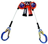 Nano-Lok™ Edge 8' Quick Connect Self Retracting Lifeline