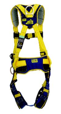 Delta™ Large Comfort Construction Style Positioning Harness