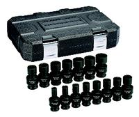 15 Piece Univeral Impact Socket Set