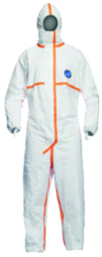 Tyvek® 800J Small Disposable Chemical Protective Coveralls