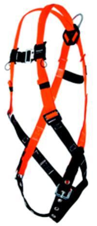 Universal (L/XL) Miller Titan™ II Hi-Viz Harness