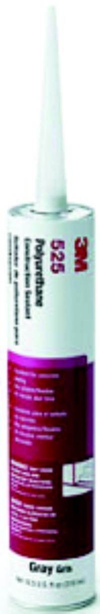 Gray 3M™ Polyurethane Construction Sealant 525