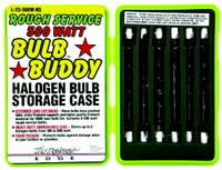 Bulb Buddy Halogen Rough Service Halogen Bulb Storage Cases