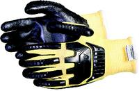Dexterity® 2XLarge/11 Nitrile Palm Cut-Resistant Gloves
