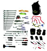 72 Piece Basic Maintenance Service Tool Set