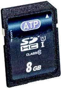 8gb GALAXY® GX2 Automated Gas Detector SD Card