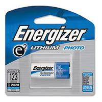 CR123A Photo Batteries