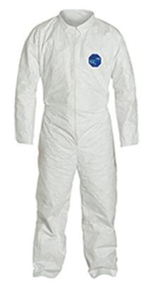 TyveK® 400 4XLarge Tyvek® Disposable Clothing Coveralls