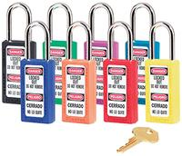 411 Series 1 1/2IN  Safety Padlocks
