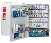 743 Pieces XXL SmartCompliance General Business First Aid Cabinet