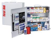 675 Piece 3 Shelf First Aid Metal Cabinet