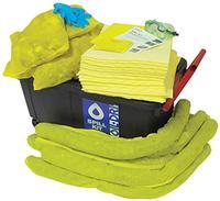 40gal Haz Mat Mobile Spill Kit