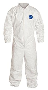 TyveK® 400 2XLarge Tyvek® Disposable Clothing Coveralls