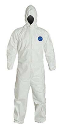TyveK® 400 Medium Tyvek® Disposable Clothing Coveralls