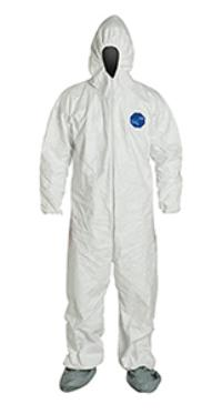 2XLarge Tyvek® Disposable Clothing Coveralls