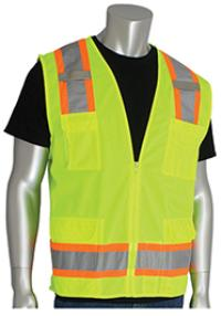 2XLarge ANSI Type R Class 2 Two-Tone Surveyors Vest