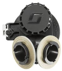 Black Respirator Adaptors