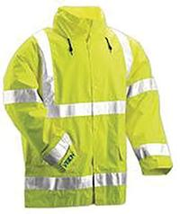 Vision™ Large High Visibility Rain Jacket