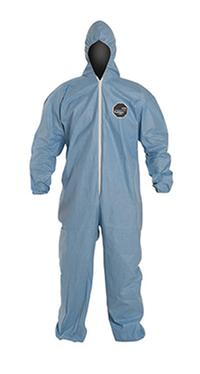 Medium Disposable Secondary Flame Resistant Coveralls