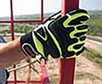 Rig Dog® Medium/8 Impact-Resistant Gloves