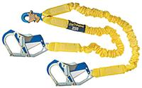 3M™ DBI-SALA® ShockWave™  Twin-Leg Shock Absorbing Lanyard