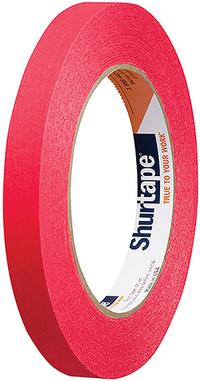 CP 631 Orange Colored Crepe Masking Tape