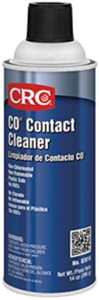 CO® 14oz Aerosol Net Wt. Contact Cleaner