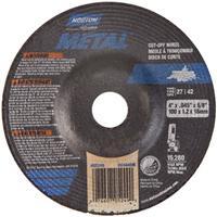 "Norton Metal 6"" x .045"" x  7/8"" Cut-Off Blades"