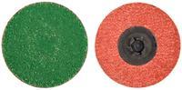 36 Zirc Plus R801 Powerlock Abrasive Cloth Discs