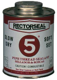 No. 5  1/2 pt. Pipe Thread Sealants