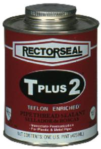 RectorSeal® T Plus 2®  1/2 pt. Pipe Thread Sealants