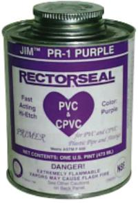 Jim™ PR-1  1/2 pt. PVC Primers