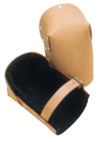 No. 309 Top Grain Leather  Knee Pads