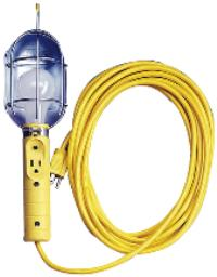 25' Corded Work Light