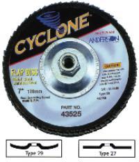40 Type 27 & 29 Flap Disc