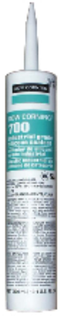 10.1oz Cartridge 700 Silicone Sealants