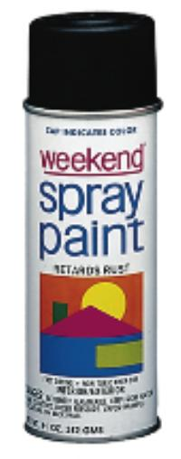 Gold Plate Weekend Spray Paints