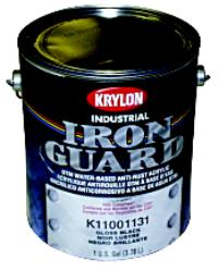 IRON GUARD™ Safety Yellow (OSHA) Water Based Acrylic Enamels