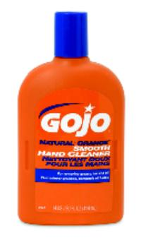 GOJO® NATURAL ORANGE™ GRIPPIT™ 14oz Hand Cleaners