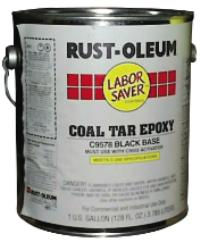 Quart Coal Tar Epoxy C9578